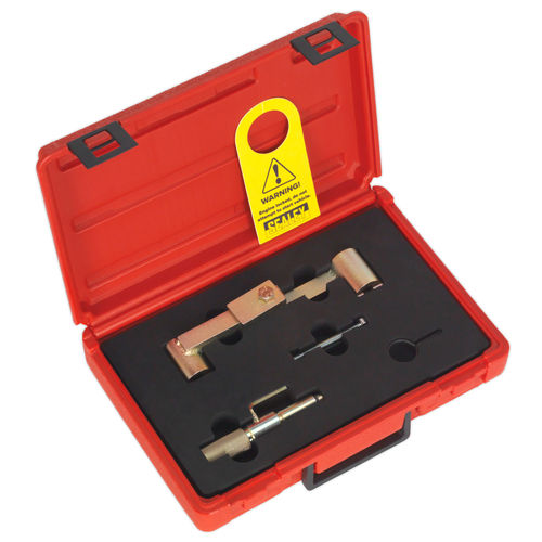 Sealey VS4387 Petrol Engine Setting/Locking Kit - Ford, Volvo - Belt Drive