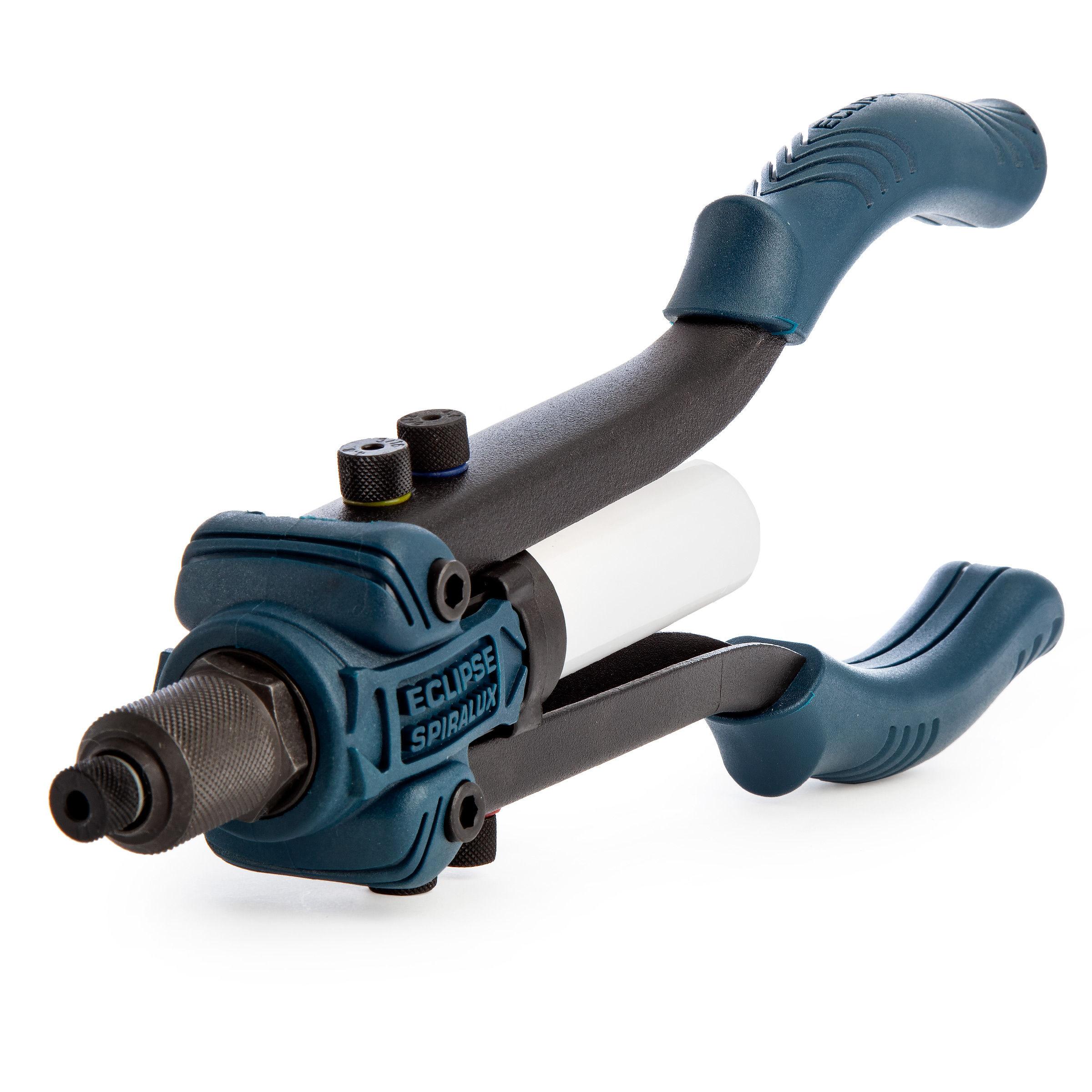 Long Eclipse 2760 ECL Arm Riveter Noses Blue