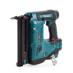 Makita DBN500 Brad Nailer with DC18RC Charger in Makpac Case (2 x 3.0Ah Batteries)