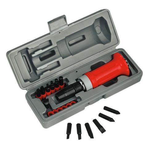Sealey AK2081 Protection Grip Impact Driver Set (15 Piece)