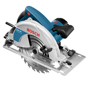 Bosch GKS 85 PRO Circular Saw 9 Inch / 235mm in L-Boxx with 2 Blades 110V