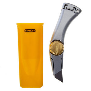 Stanley 1-10-550 Titan Fixed Blade Trimming Knife and Holster
