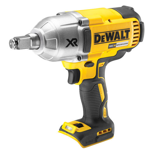 Dewalt DCF899HN 18V Brushless Impact Wrench with High Torque & Hog Ring (Body Only)