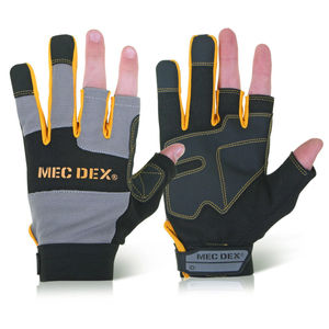 Beeswift BS048 Mec Dex Mechanics 3 Digit Gloves