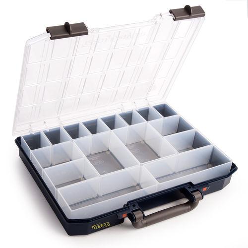 Raaco 143615 CarryLite 55 Case (4 x 8 - 16)