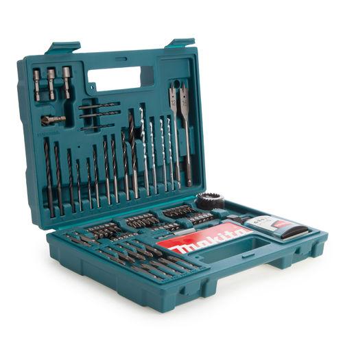 Makita B-53811 Drill & Screwdriver Bit Accessory Set (100 Piece)