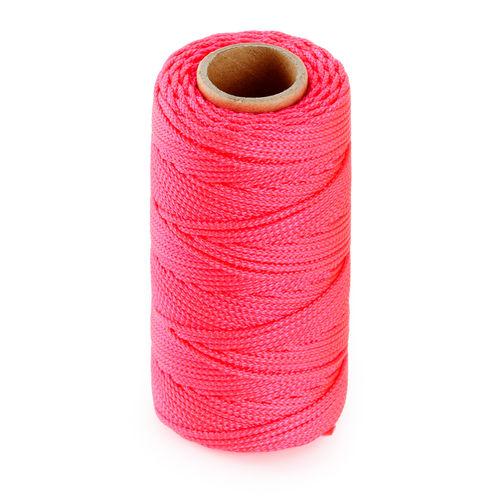 Ragni RBL76 Hi-Vis Brick Line Pink 76 Metres