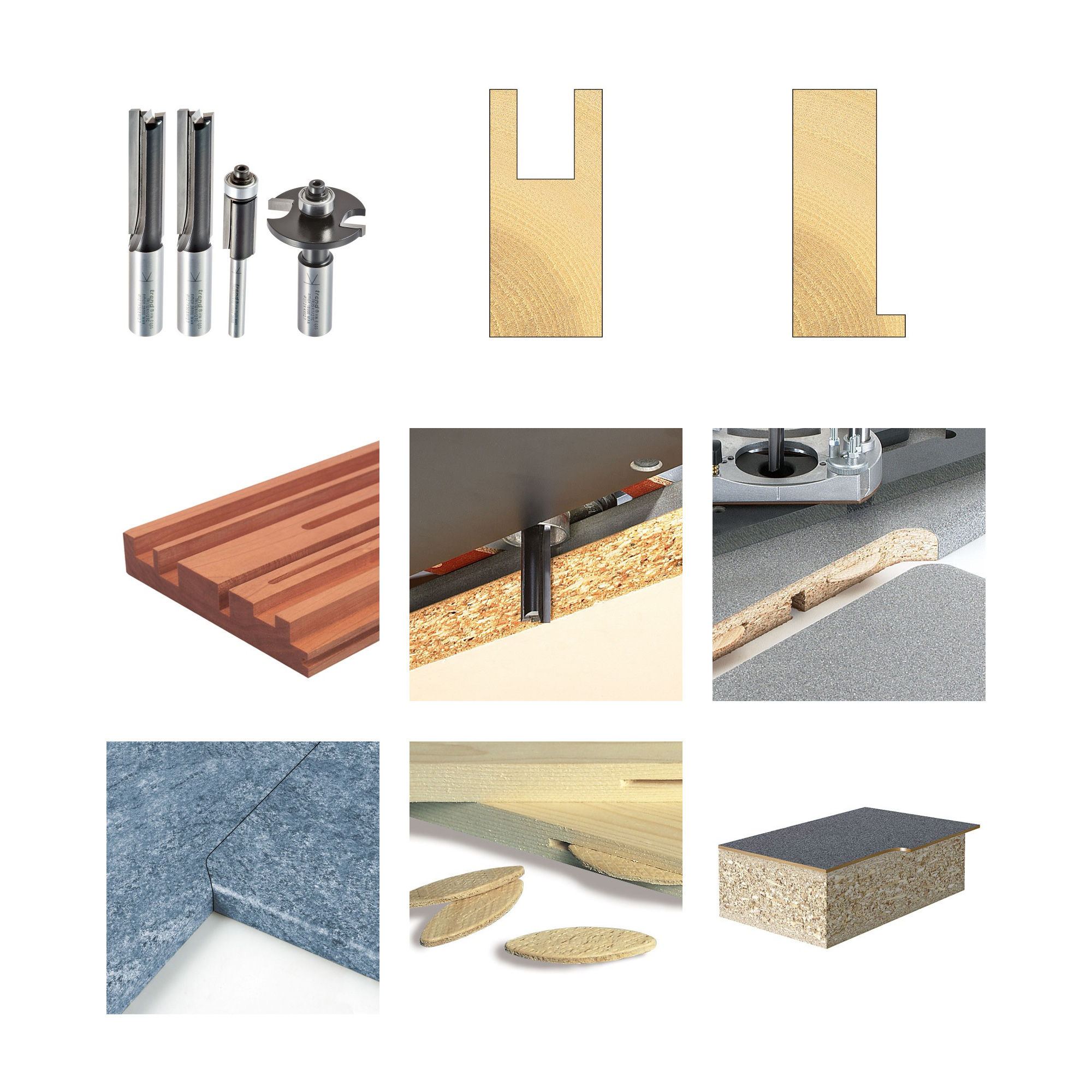 TREND TR//KFP//1 KITCHEN FITTERS PACK ONE