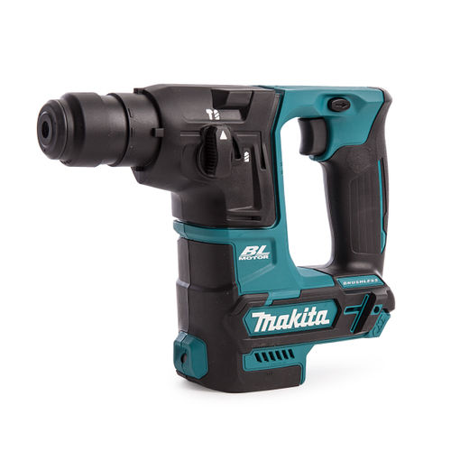 Makita HR166DZ 16mm 10.8V CXT Brushless Rotary Hammer (Body Only)