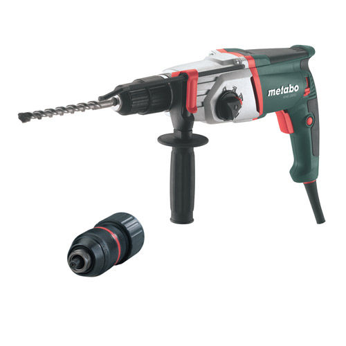 Metabo 600656000 KHE2850 SDS+ Hammer Drill 240V with 3-Jaw Chuck