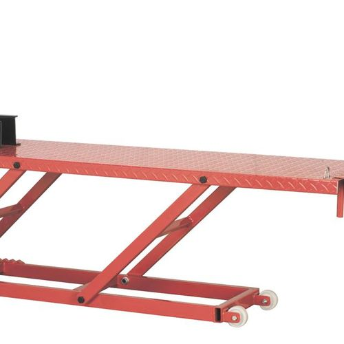 Sealey MC455 Motorcycle Lift 450kg Capacity Hydraulic