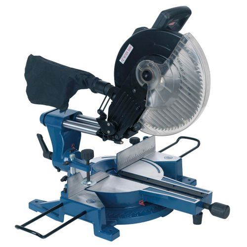 Sealey SMS12 Compound Sliding Mitre Saw 305mm 240v