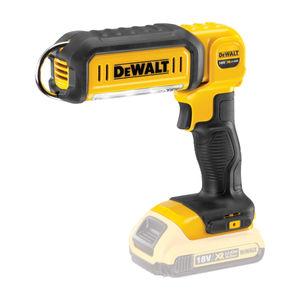 Dewalt DCL050 18V XR li-ion Cordless Handheld LED Worklight (Body Only)