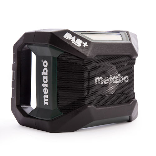 Metabo 600778380 Cordless Worksite Radio R12-18 DAB+ BT (Body Only)