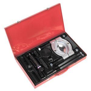 Sealey PS985 Hydraulic Bearing Separator/puller Set 10pc