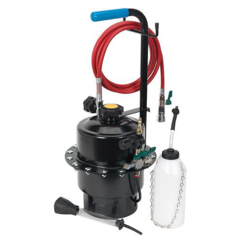 Sealey VS0204A Pneumatic Brake & Clutch Pressure Bleeder Kit