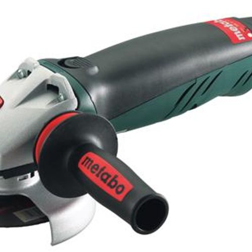 Metabo WE9-125 Quick 240V - 950W 125mm (5inch) Angle Grinder - with variable speed electronics