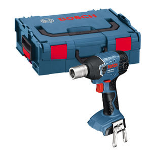 Bosch GDS18V-LI 18V Cordless li-ion Impact Wrench (Body Only) in L-Boxx