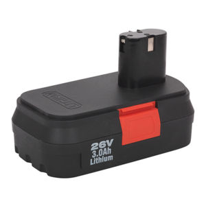 Sealey CP2600BP Cordless Power Tool Battery 26v 3ah Li-ion For CP2600