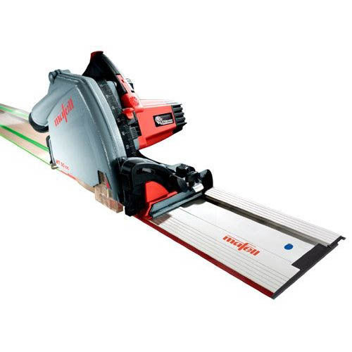 Mafell MT55CC Plunge Saw with 1.6m Guide Rail 240V