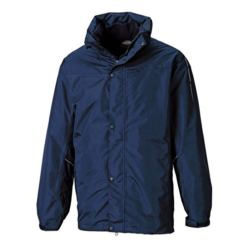 Dickies JW10500 Abbot 3 in 1 Jacket (Navy) - LARGE