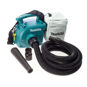 Makita DVC350Z 18V Cordless Li-ion Vacuum Cleaner / Dust Extractor / Blower (Body Only)