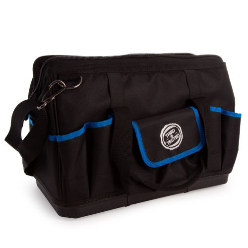 Tried + Tested TT150 Hard Bottom Tool Bag 16""