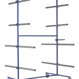 Sealey RE55 Bumper Rack Double-sided 4-level