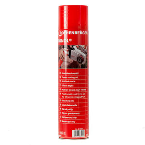 Rothenberger 6.5008 Ronol High Performance Thread Cutting Oil Spray 600ml