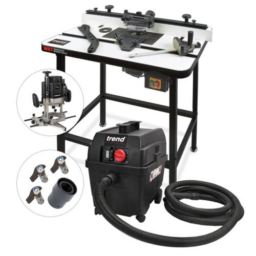 Trend WRT/KIT/A 240V Ultimate Router Table Package