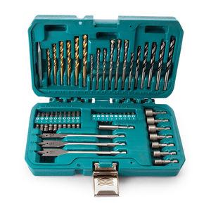 Makita P-90227 Power Drill Accessory Set 50 Piece