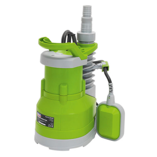 Sealey WPC150P Submersible Water Pump Automatic 183ltr/min 240V