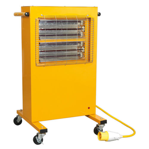 Sealey IRC153110V Infrared Cabinet Heater 1.5/3kw 110V