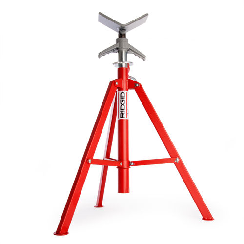 Ridgid 22168 VF-99 High Jack Folding Pipe Stand