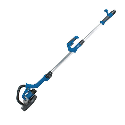 Scheppach DS920 Telescopic Dry Wall Sander Kit + Hose