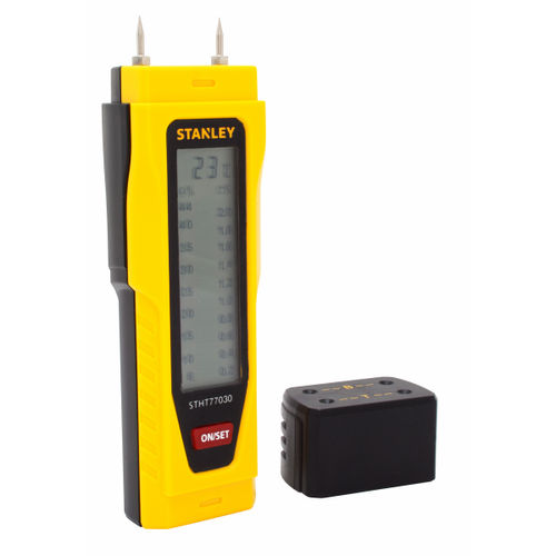 Stanley 0-77-030 Moisture Meter with Pouch