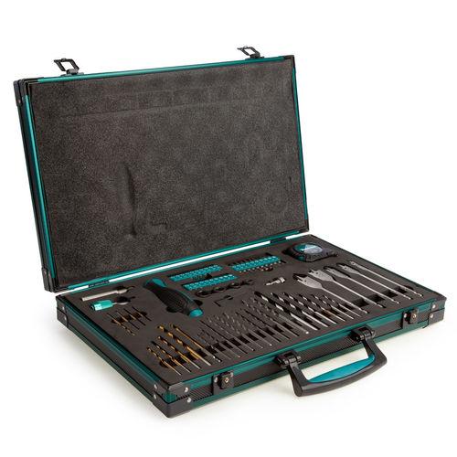 Makita P-90261 PRO XL Drilling & Screwdriving Accessory Kit (70 Piece)