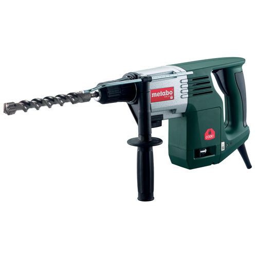Metabo KHE 32 3 Function SDS Drill (With CODE! Security Technology) & Keyless Chuck 110V
