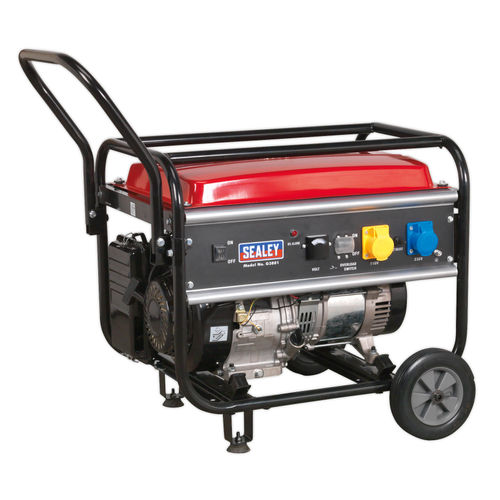 Sealey G3801 Generator 3800W 110/240V 9.2hp