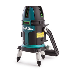 Makita SK209GDZ 10.8V CXT Green Line Laser - 3 Line (Body Only)