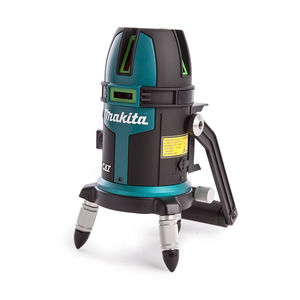 Makita SK312GDZ 10.8V CXT Green Multi Line Laser (Body Only)