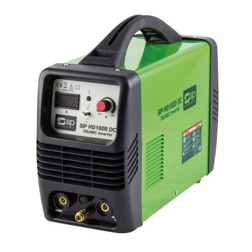 SIP 05775 Weldmate HG1800 DC TIG /ARC Inverter Welder