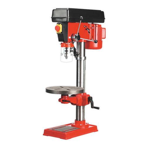 Sealey GDM120B Pillar Drill Bench 16-Speed 1000mm Height 550W / 240V