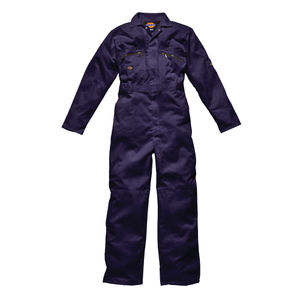 Dickies WD4839 Front Zip Redhawk Coverall - Navy Blue