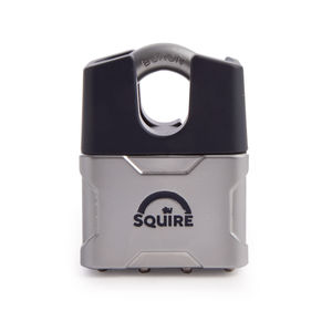 Henry Squire VULCAN-P450CS Closed Shackle Diecast Body Padlock with Boron Shackle 50mm