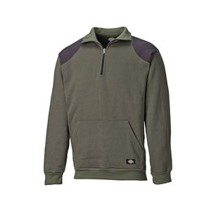 Dickies AG8500 Kendrick Sweatshirt (Dark Moss Green)