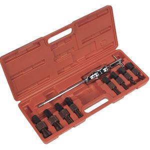 Sealey AK716 Blind Bearing Puller Set 9pc