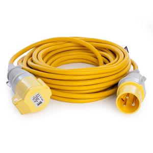 Defender E85240 Extension Lead 14 Metres x 4.0mm 110V 32A IP44