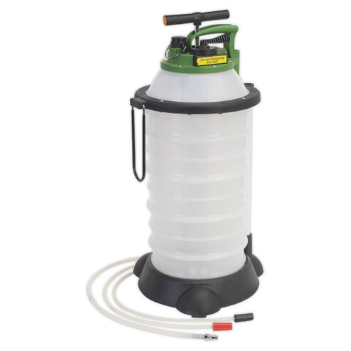 Sealey TP6906 Vacuum Oil & Fluid Extractor & Discharge 18ltr
