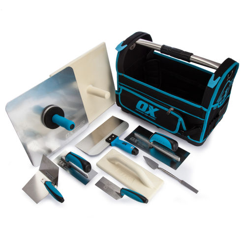OX Pro Plasterers Toolbag Deal